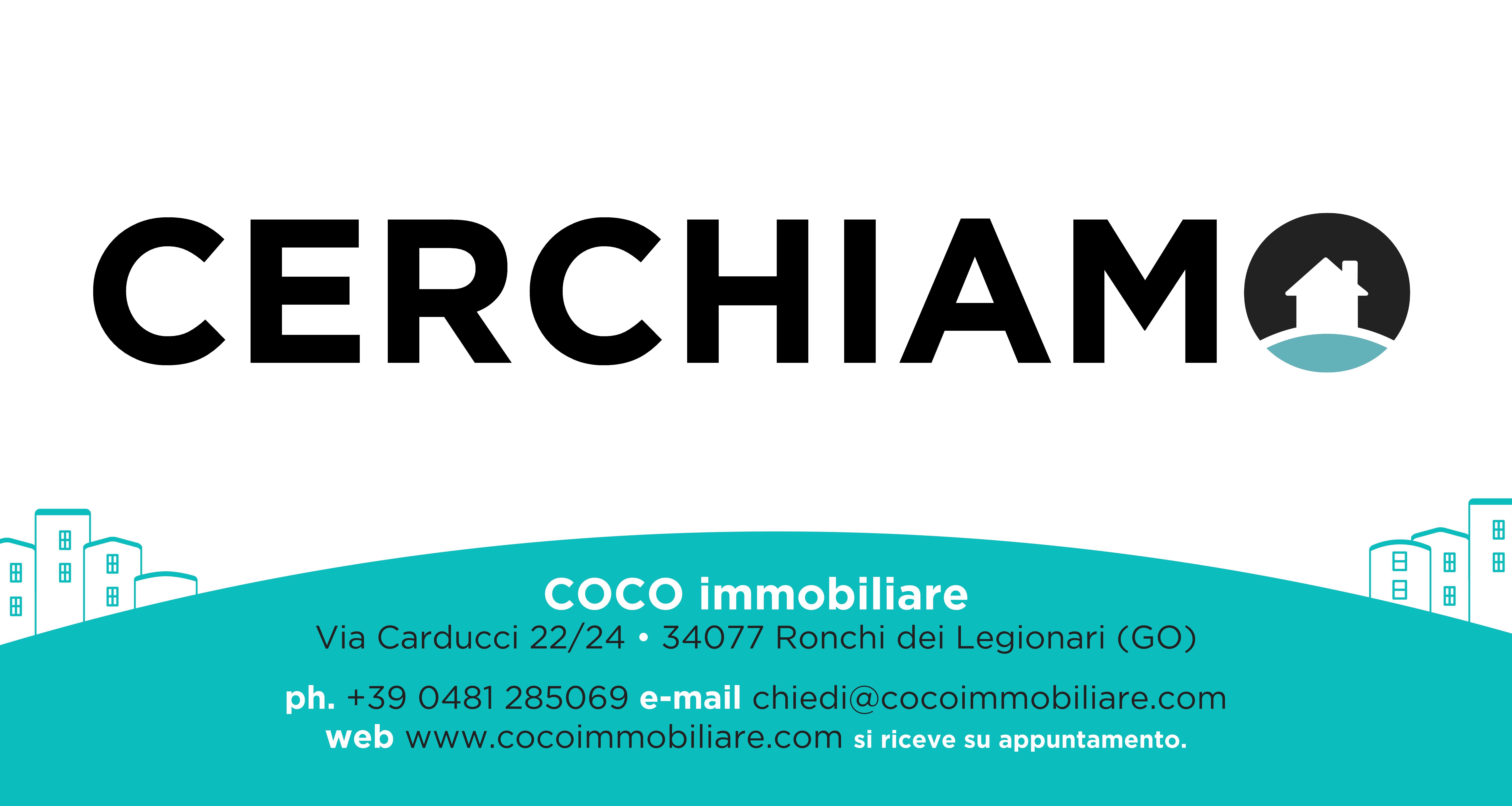 CERCHIAMO (cod. 2322)